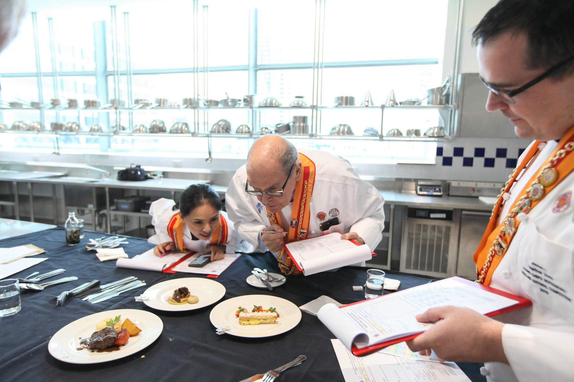 Thailand Jeunes Chefs Rôtisseurs - News Online - Chaîne des